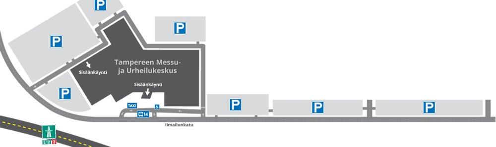 TOAS siirtää pysäköintipaikkojen vuokraamisen eParking-palveluun